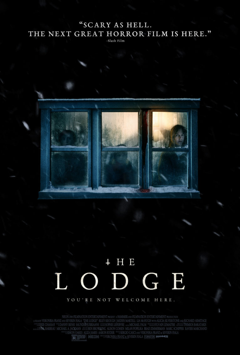 The Lodge Movie Poster